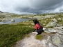 Hardangervidda-Kurztrip Norwegen